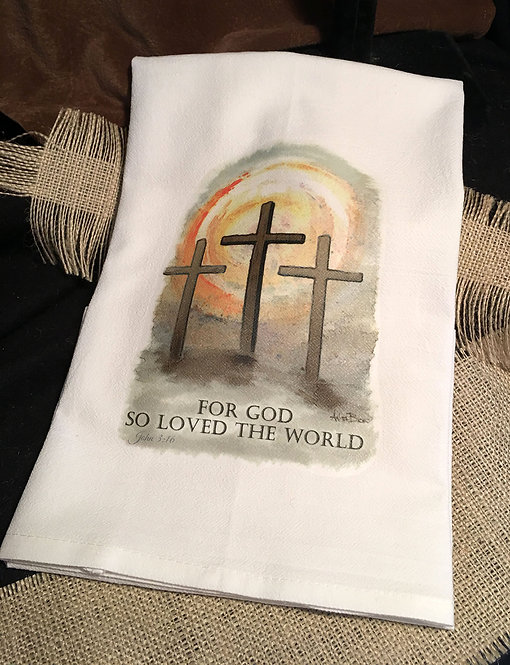 """For God So Loved"""