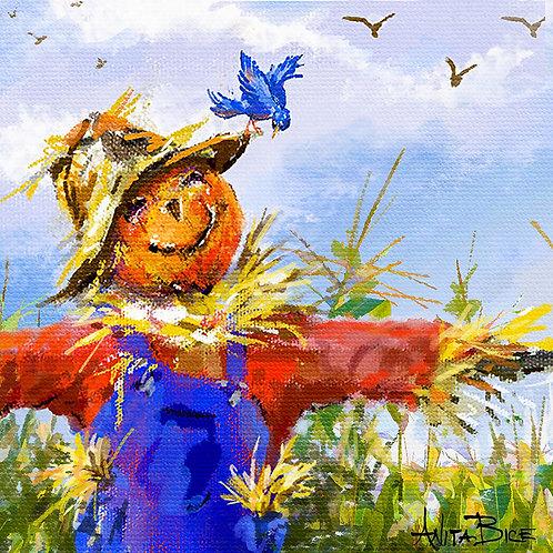"""""""Scarecrow_4x4minis"""""""