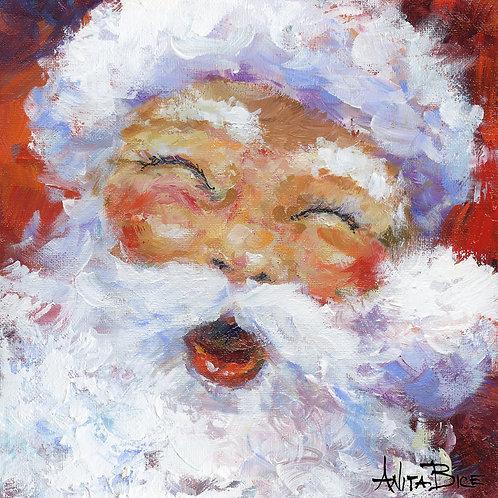 """""""Santa 3_4x4minis"""""""
