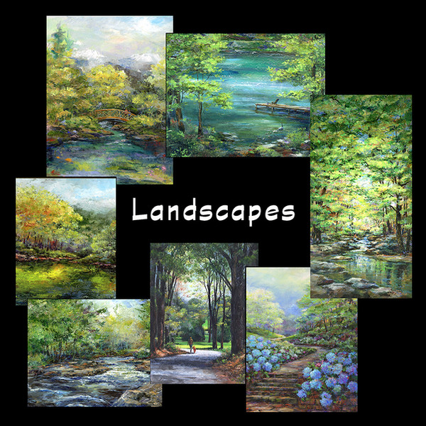 Landscapes Collection