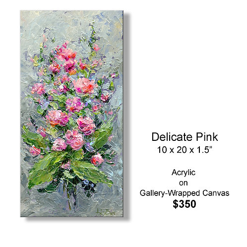 """""""Delicate Pink"""""""