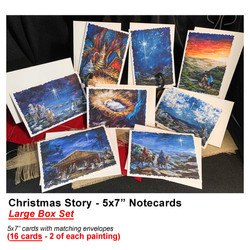 Notecards - 5x7_Large Box Set
