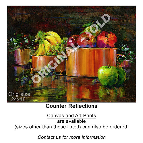 """""""Counter Reflections - print"""""""