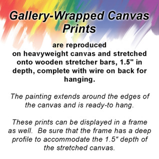 Gallery-Wrapped Canvas Prints