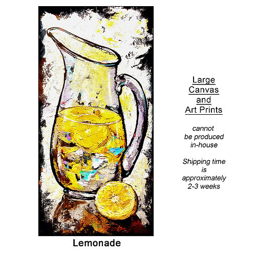 """Lemonade_large prints"""