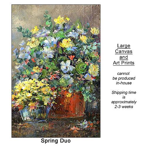"""""""Spring Duo_large prints"""""""