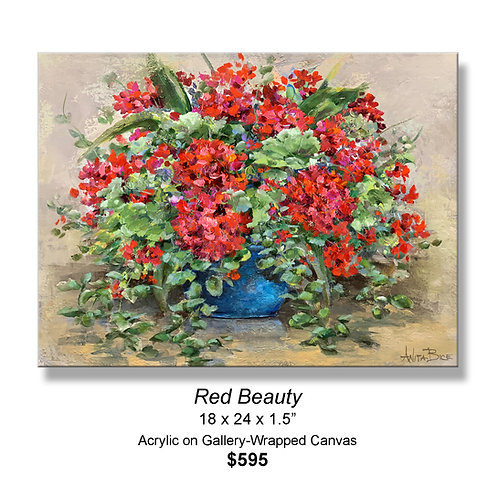 """Red Beauty"""