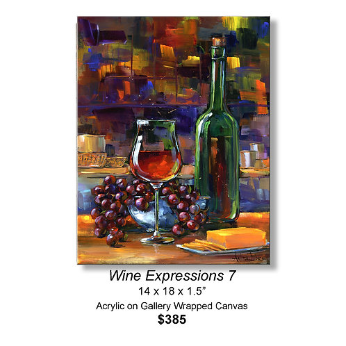 """""""Wine Expressions 7"""""""