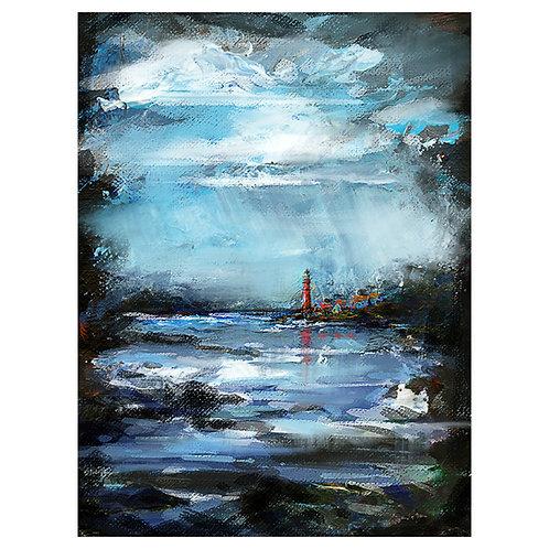 """Stormy Bay"""