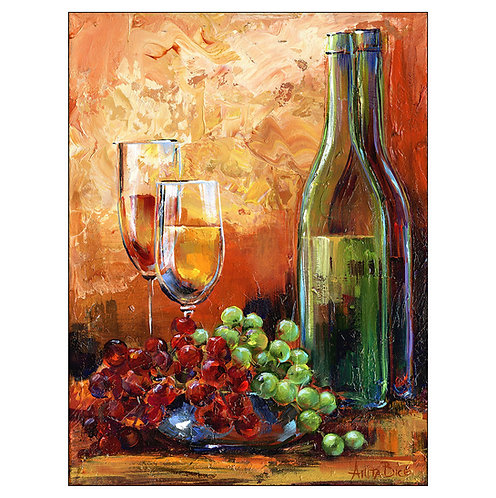 """""""Wine Expressions - 5"""""""