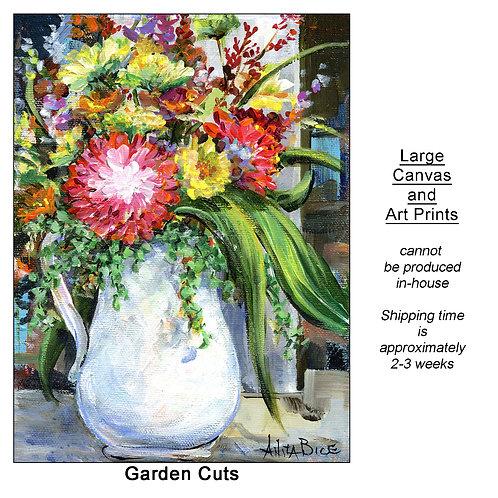 """Garden Cuts_large prints"""