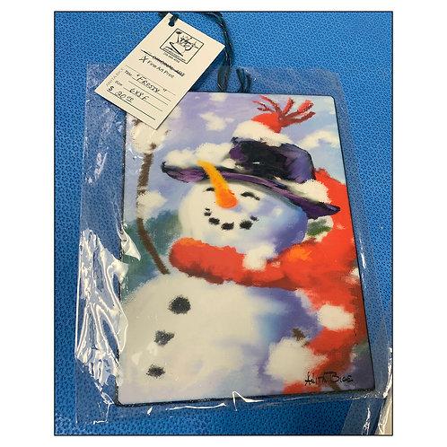 """FlashSale - """"Christmas - Frosty 2_6x8x.25"""""""