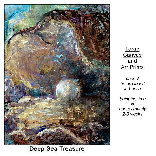 """""""Deep Sea Treasure_large prints"""""""