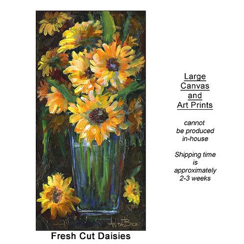 """Fresh Cut Daisies_large prints"""