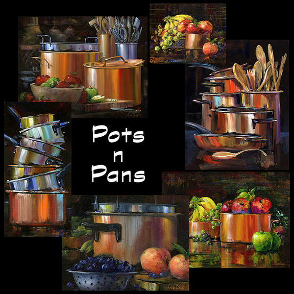 Pots n Pans Collection