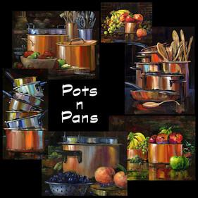 Pots n Pans Collection