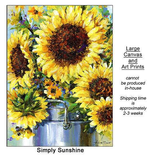 """Simply Sunshine_large prints"""