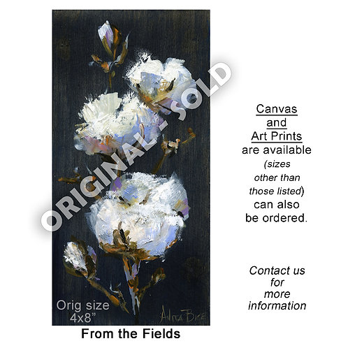 """""""From the Fields - print"""""""