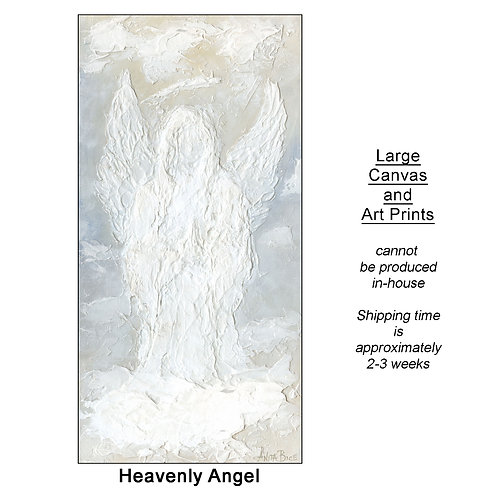 """Heavenly Angel_large prints"""