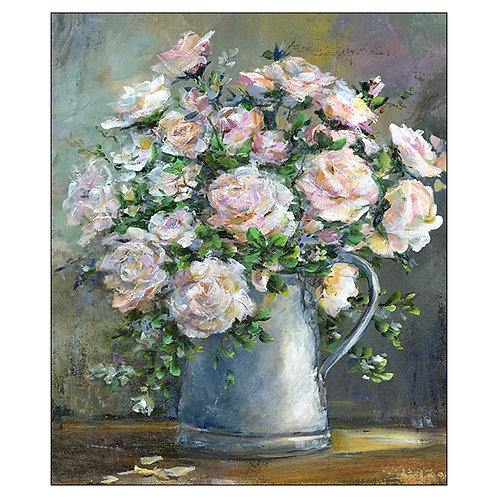 """Grandmother's Roses"""