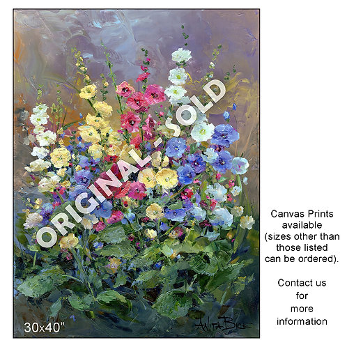 "Canvas Print - ""Harmony"""