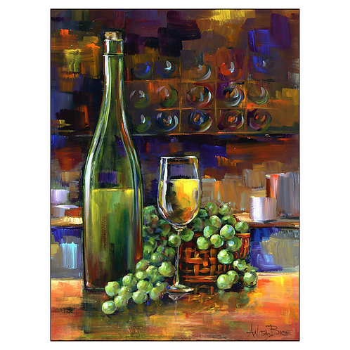 """""""Wine Expressions - 6"""""""