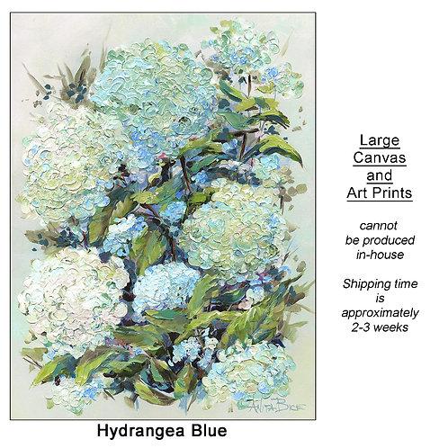 """Hydrangea Blue_large prints"""