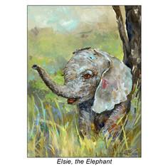 SQUARE - Elsie the Elephant_6x8.jpg