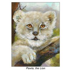 SQUARE - Pawla the Lion_6x8.jpg