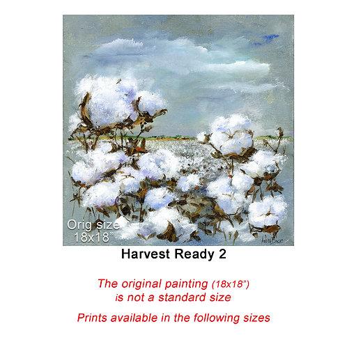 """Harvest Ready 2 - print"""