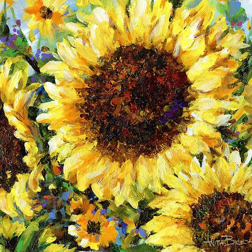 """Simply Sunshine_4x4minis"""