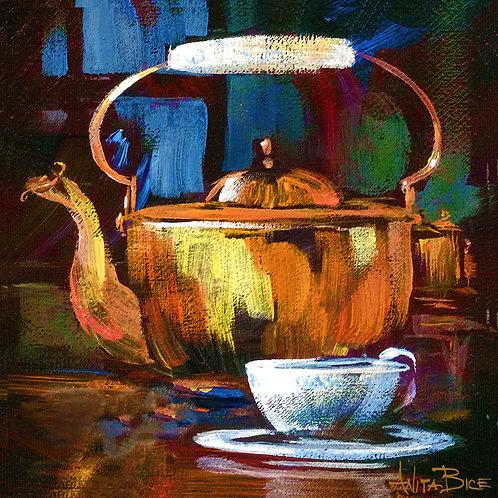 """""""Tea Time_4x4minis"""""""