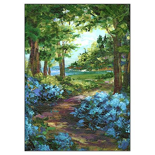 """Hydrangea Path"""