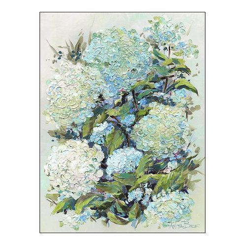 """Hydrangea Blue"""