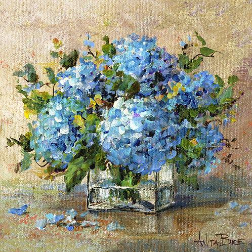 """Hydrangea Bouquet_4x4minis"""