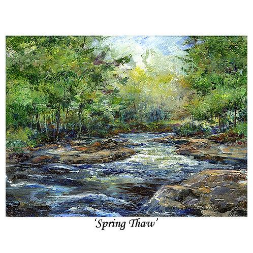 """Spring Thaw"""