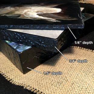 Panel Depths
