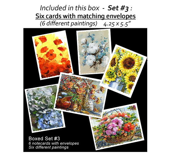 Floral Collection - Set 3