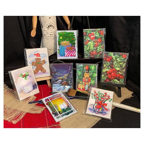 MiniArtPrints-Holiday Misc_magnets