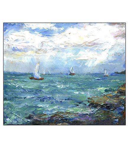 """""""Summer Sailing"""""""