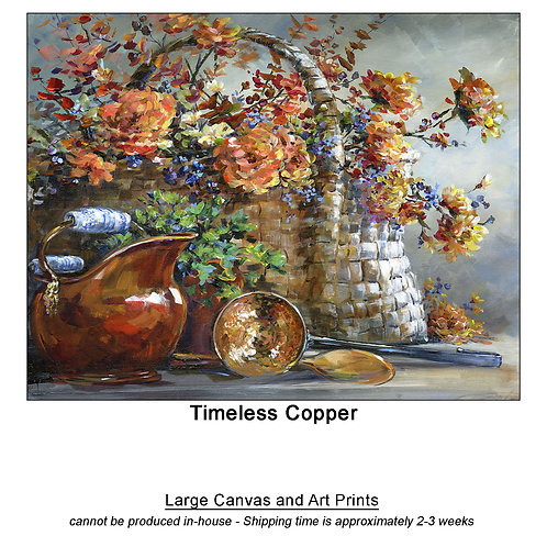 """""""Timeless Copper_large prints"""""""