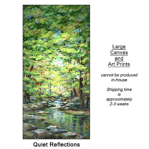 """Quiet Reflections_large prints"""