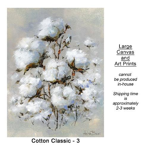 """""""Cotton Classic 3_large prints"""""""