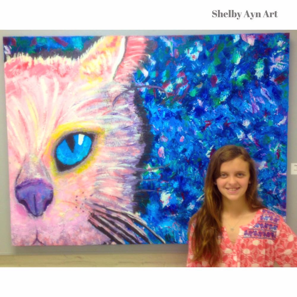 Six Leg Fun Run Shelby Ayn Art
