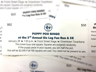 Puppy Poo ... yes, that stinking crap!