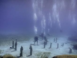 Ныряем на Кипре