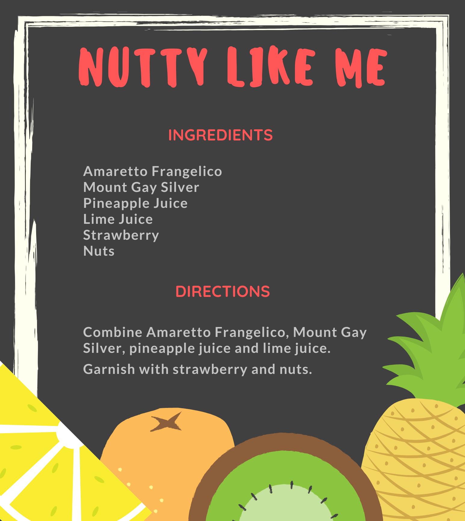 Nutty Like Me