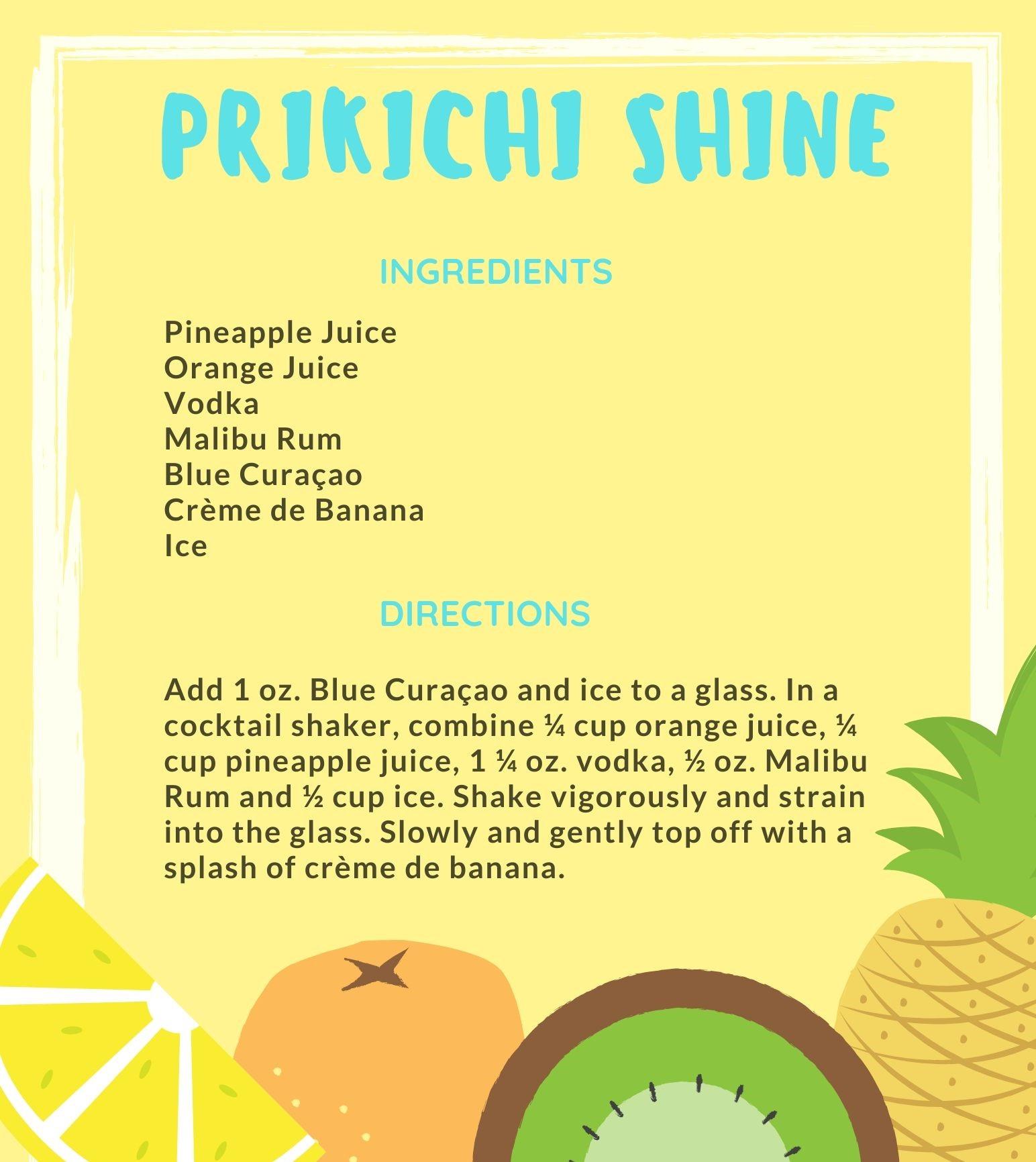 Prikichi Shine