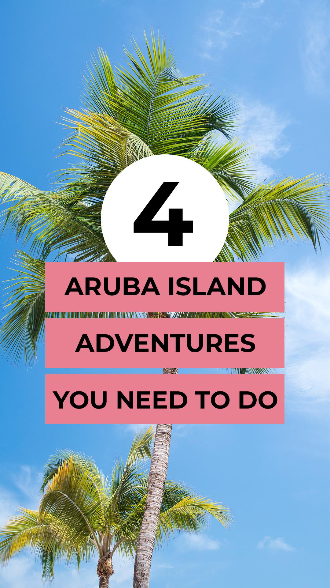 Aruba Adventures 1