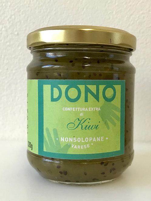 DONO - Marmellata di kiwi, di prugne
